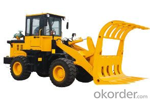 SL20W Wheel Loader with CE Certification