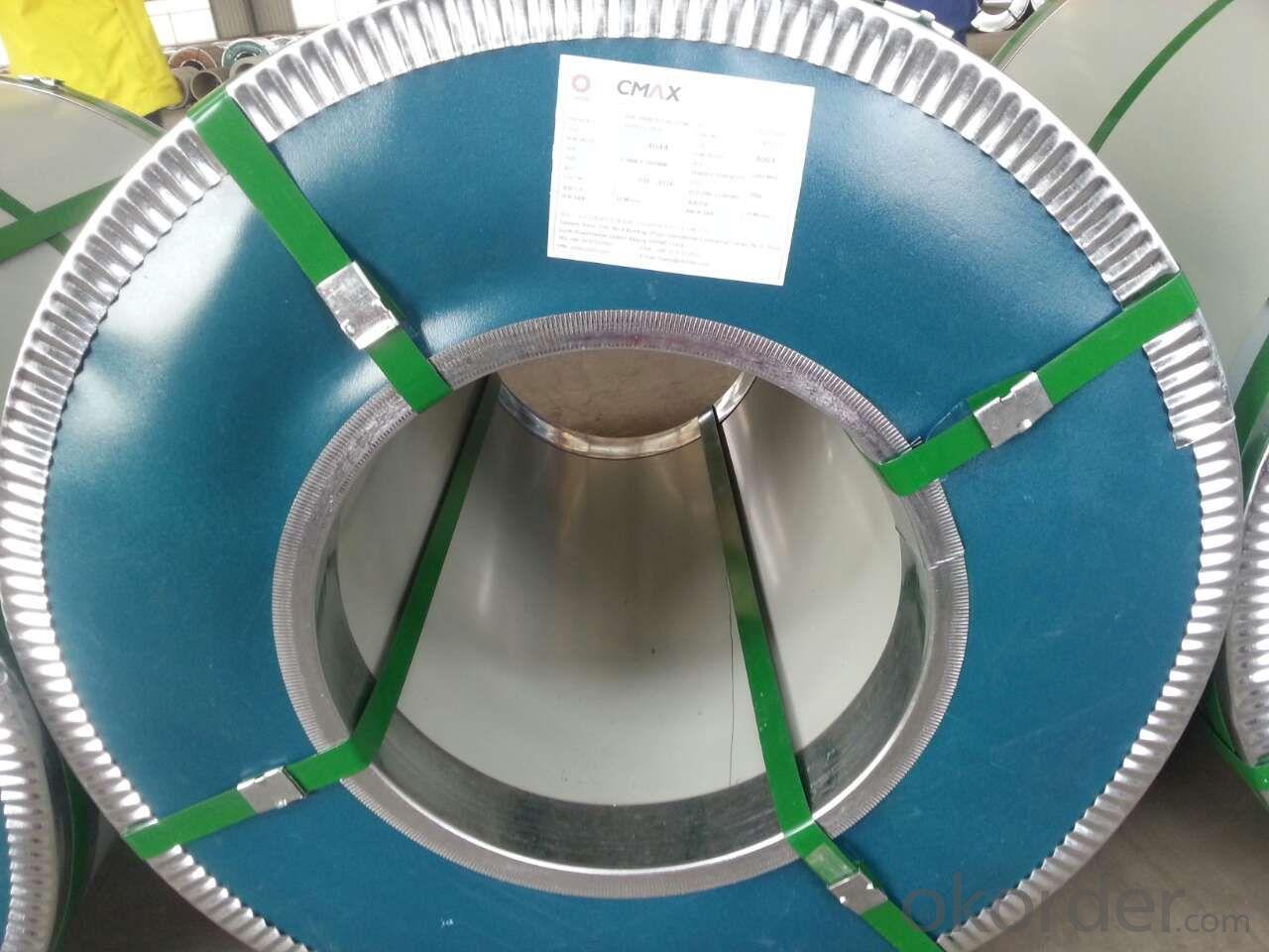 Galvanzed Steel Stripe/Steel Rolls in Coils 60g ZInc