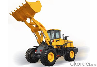 957S Wheel Loader with CE Certification Buy at Okorder