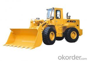 ZL50CX  Wheel Loader with CE Certification Buy at Okorder
