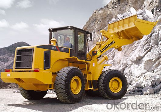 CLG856II Wheel Loader Buy High Quality Wheel Loader at Okorder