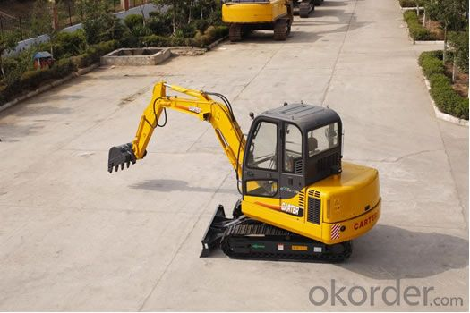 ZE65-8A Good Quality Excavator Cheap ZE65-8A Excavator Buy at Okorder