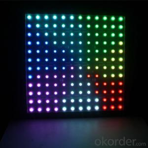 Led Pixel Square DMX Light 12*12 For Party