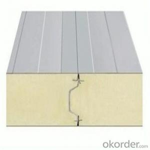 Sanwhitch Panel with Rockwool House Building Board