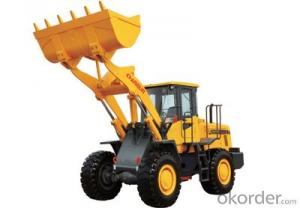 937H  Wheel Loader with CE Certification Buy at Okorder
