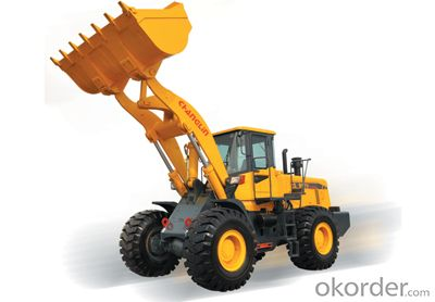 957H Wheel Loader with CE Certification Buy at Okorder