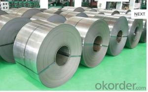 Stainless Steel Coil 321 in Stock with Low Moq