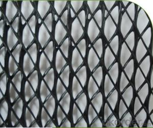 Tri Dimensional Drainage HDPE Network Composite Geotextile