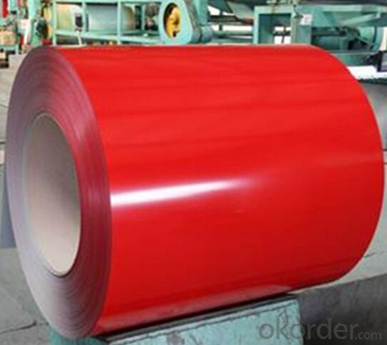Pre-painted Aluzinc Steel Coils /Color Coated Galvanized Coil