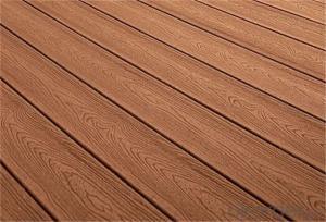 Laminated floor/ Wood Plastic Composite Decking