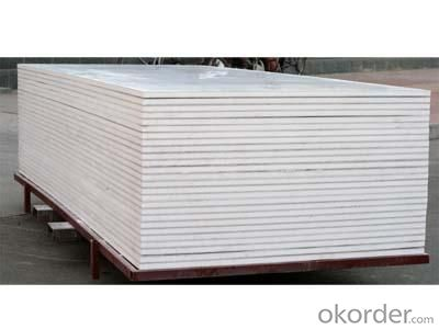 High Quality Heat Insulation Ceramic Fiber Product Board Supplier