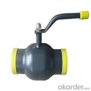 Ball Valve For Heating SupplyDN  32 mm  high-performance
