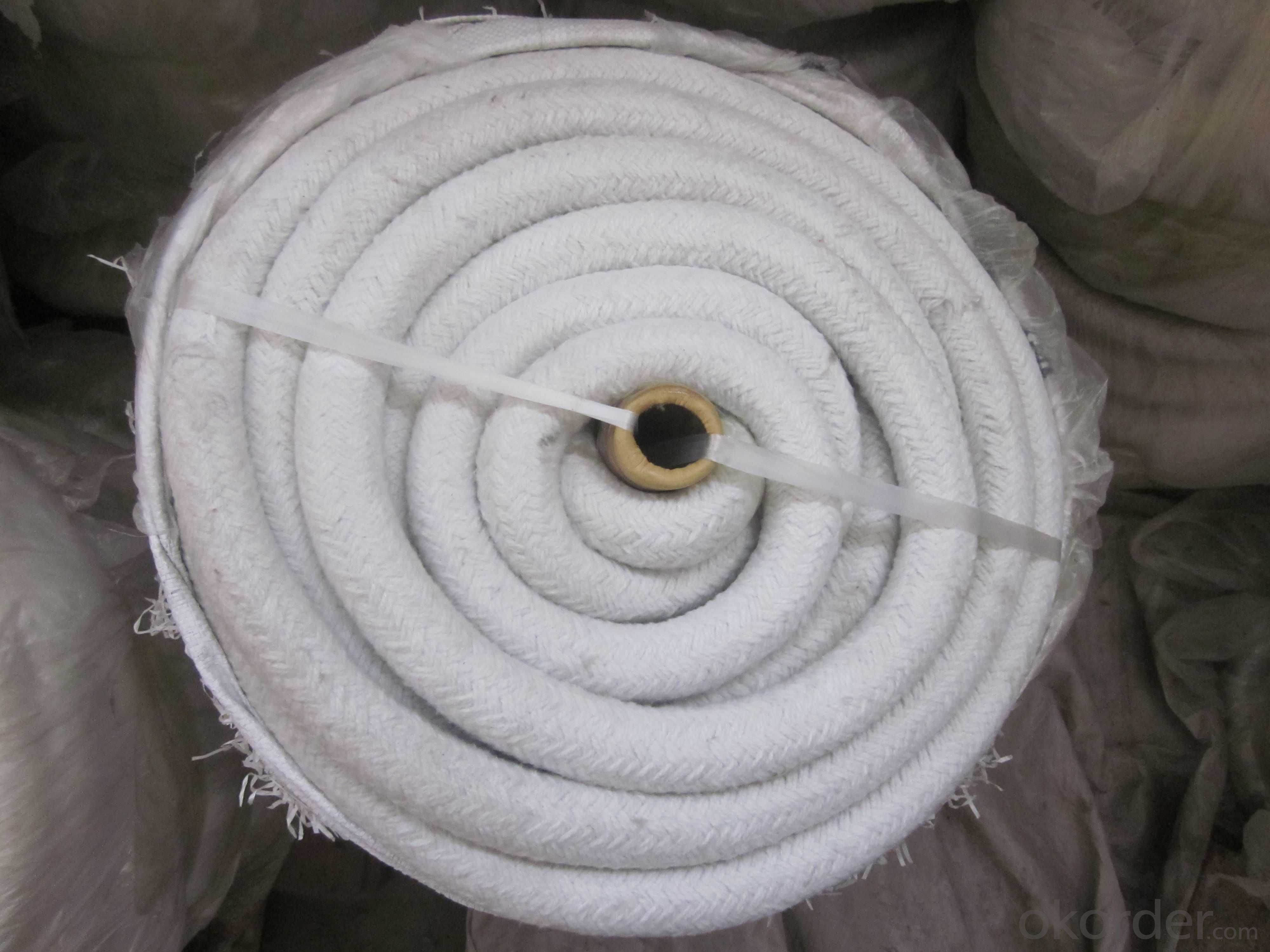 1260 Ceramic Fiber round Rope(Yarn)