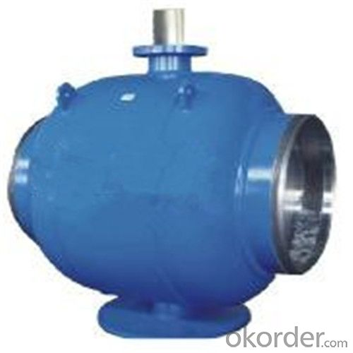 Ball Valve For Heating Supply PN 4 Mpa high-performance