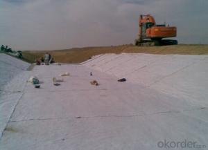 Geocomposite Geosynthetic Clay Liner-GCL