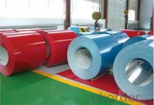 Hot Sale Pre-Painted Galvanized (PPGI) Color Coated Steel Coil/Pre-painted Galvanized Steel Coil