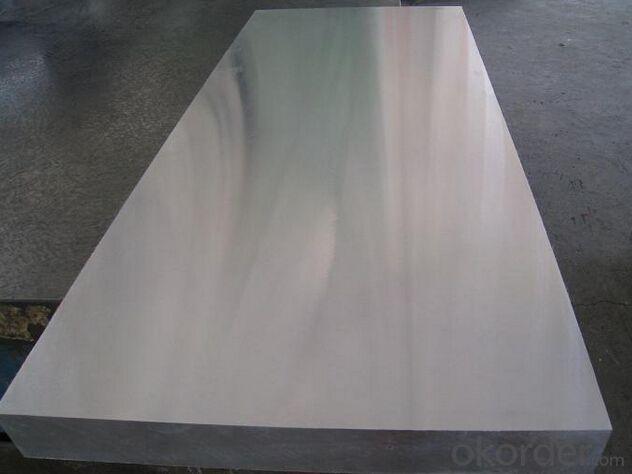 Magnesium Alloy Plate AZ31 AZ31B AZ61High Quality