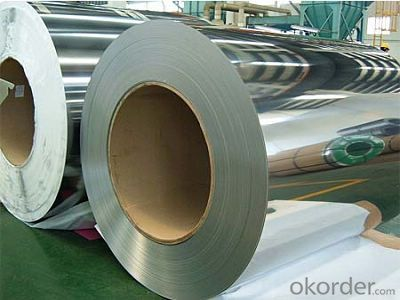 Stainless Steel Coil 201 with Plenty Stock