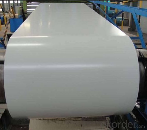 Pre-painted Aluzinc Steel Coils / Color Coated Galvanized Steel Sheet