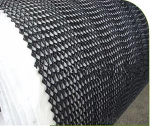 Tri HDPE Geocomposite Drainage for Slope Protection