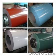 Prepainted Cold Rolled Galvanized Steel Sheet Coil/PPGI