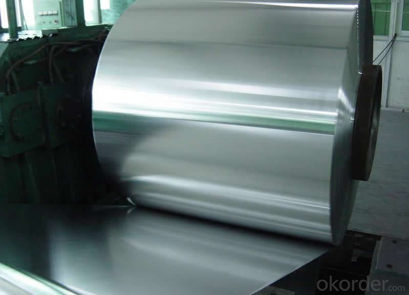 Stainless Steel Coil 316L with Plenty Stock