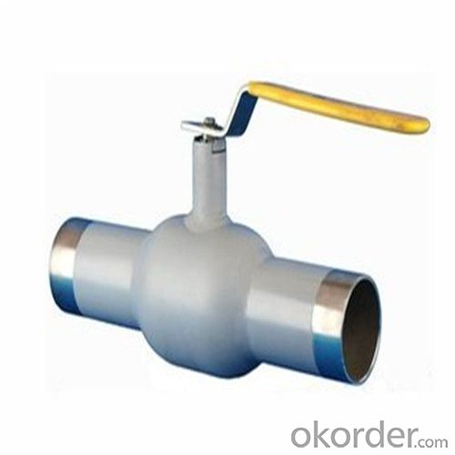 Ball Valve For Heating SupplyDN 25 mm  high-performance