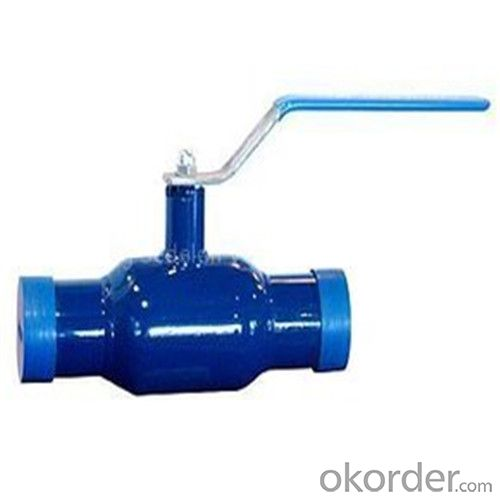 Ball Valve For Heating SupplyDN  80 mm  high-performance