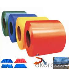 Pre-Painted Galvanized Steel Coil/Prime Quality Prepainted Galvanized Steel Coil for Roofing Sheet