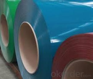 PPGI/Pre-painted Cold Rolled Galvanized Steel Sheet Coil/PPGI