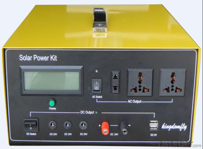 Household Solar Power Kit Hot Selling SPK_P1000