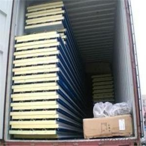 Polyurethane Foam PU Sandwich Panel Price