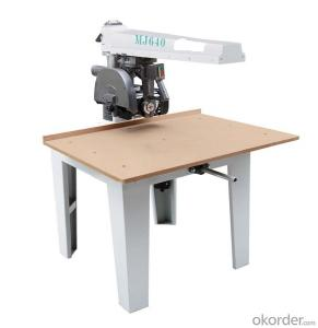 Woodworking Band Saw Machine with Effectively in Processing Wood