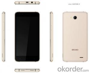 5.0inch Octa Core HD Ogs Screen Qualcomm 8916 4G Smartphone