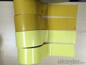 Double Sided OPP Tape  with Different Beautiful Colors