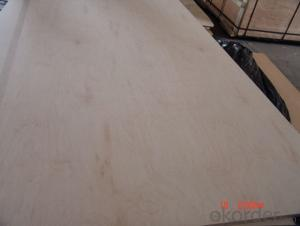 Rotary Maple Face and Back Plywood Poplar Core for furniture