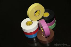 PVC Electrical Tape With High Tensile Strength
