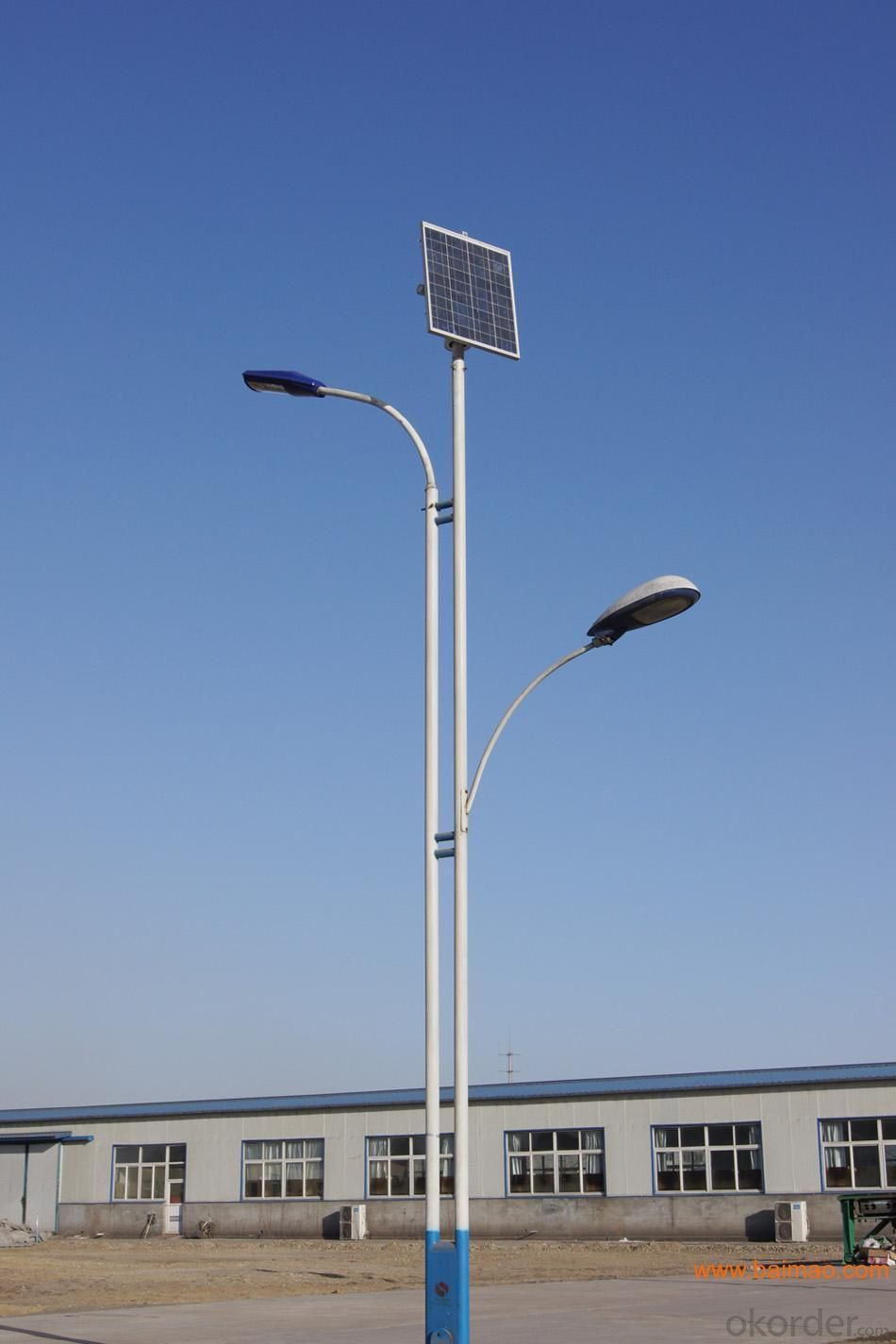 Solar street lamps solar street light environmental friendly, cost saving,