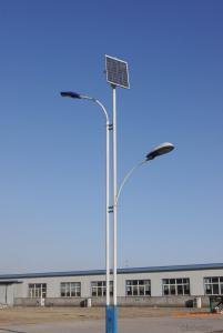Solar street light environmental friendly, cost saving, top class quality 80R