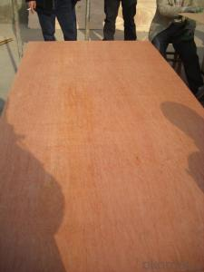 Bintangor Face and Back 3mm Plywood Poplar Core BBCC Grade