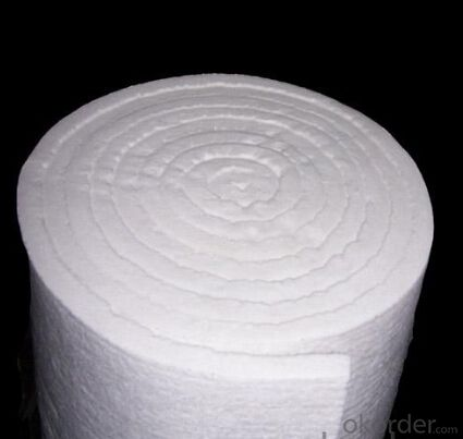 High Heat Insulation Ceramic Fiber Blanket STD