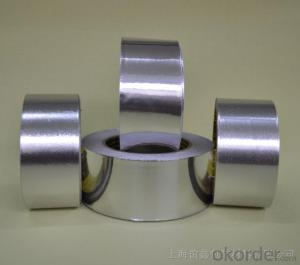 22 Micron Thick  Aluminum Foil Tape With Release Paper