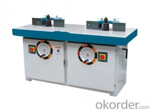 Sliding Table Max Distance 1100mm Wood Working Milling Machine
