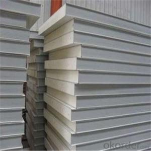 Polyurethane Wall Foam Sandwich Panel for Sale with Low Price