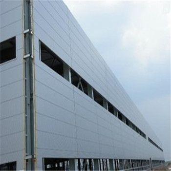 Polyurethane Foam Sandwich Panel EPS Construction Material Supplier