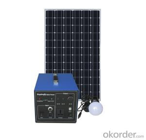 Portable Solar Lighting System Hot Selling SPS_80W