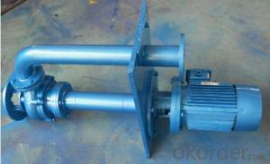 Vertical Centrifugal Water Pump for Agriculture