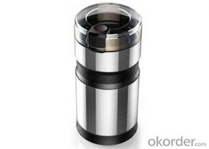 Electric Coffee Grinder Stainless Steel Grinder for Coffee