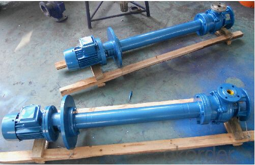 Vertical Tubine Water Pump for Agriculture