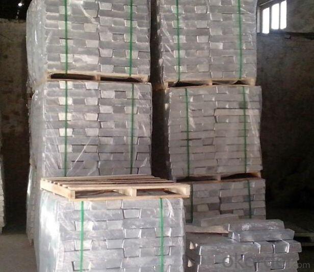 Magnesium Ingot 99.99% 99.95% High Purity in China